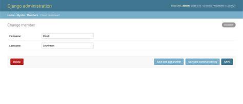 django tutorial base site html python how to connect to database server using django