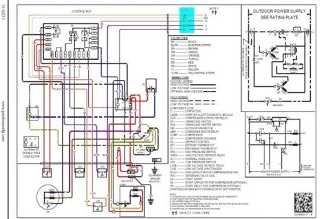 goodman ar42 1 wiring diagram 29 wiring diagram images