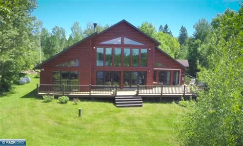 Cabins For Sale In Northern Minnesota by Lake Homes For Sale In Northern Minnesota