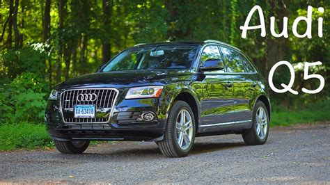 Spurverbreiterung Audi Q5 by 2016 Audi Q5 Tdi Review The Diesel Might Be The Best Q5