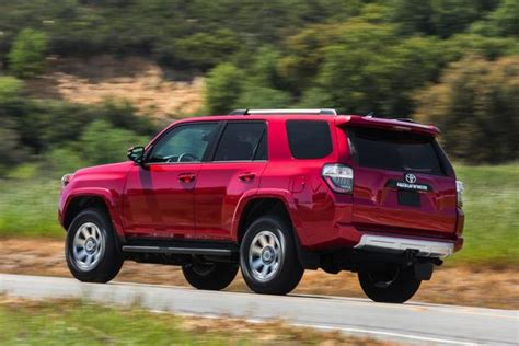 Toyota 4runner Clearance 2015 Toyota 4runner New Car Review
