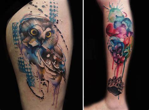 Nesa Shopp Anisya Syari artist creates stunning freehand tattoos on the spot