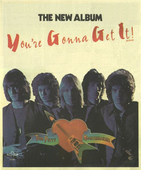 Tom Petty and the Heartbreakers - You're Gonna Get It! Gonna Get It