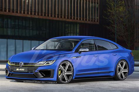 Vw 2019 Arteon by Volkswagen Arteon R 2019 Un Moteur Vr6 De 400 Ch Sous Le