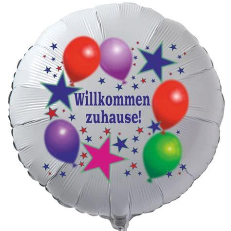 willkommen zuhause ballonsupermarkt onlineshop de willkommen zuhause