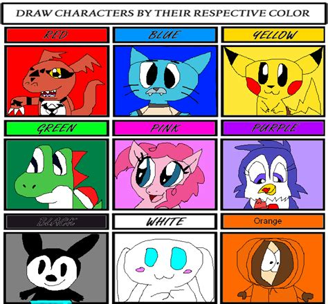 colors meme color meme by skunkyrainbow270 on deviantart