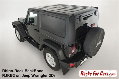 rhino jeep 2 door the perfect roof top tent platform for your jeep wrangler
