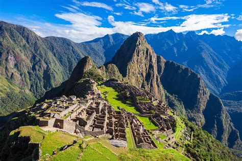 V Peru Peru Informace O Destinaci Ck Livingstone