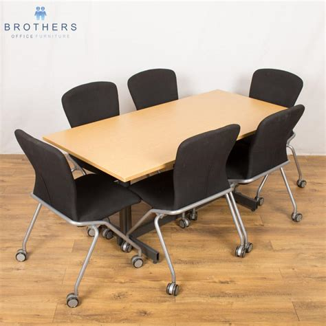 Oak Meeting Table Oak Meeting Table From Rstco Live Edge White Oak Conference Table A 441 Oak Steel Conference