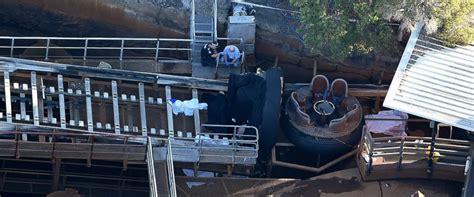 theme park accidents 2017 miracle that 2 girls survive australian amusement park