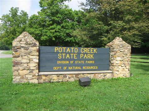 Potato Creek State Park Cabins by Panoramio Photo Of Potato Creek State Park