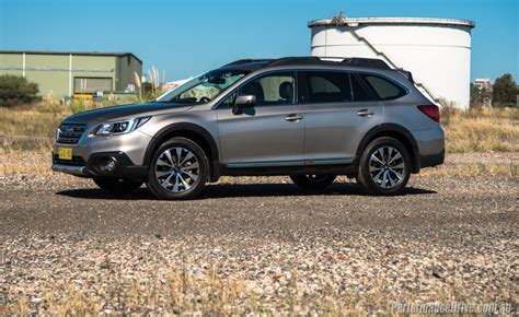 subaru outback 2016 subaru outback 3 6r review video performancedrive