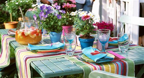 decorazione tavola compleanno decorazioni per la tavola 5 idee aia food