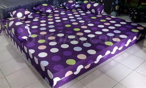 Cover Sofa Bed Inoac sofa bed inoac polkadot ungu buble 2 dtfoam