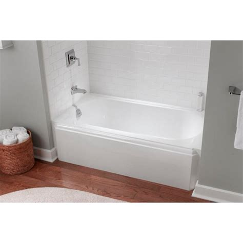 extra deep bathtubs 100 alcove bathtub gray bathroom tile and small
