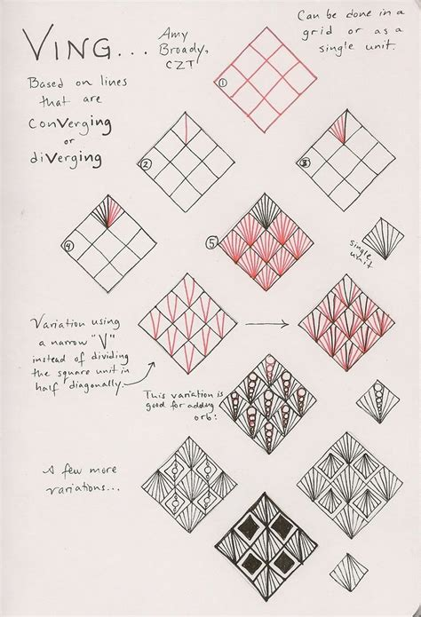 theory x pattern b combination 17 best images about patrons zentangle on pinterest