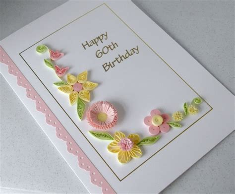 Handmade Birthday Cards Design - handmade cards designs 2015 2016