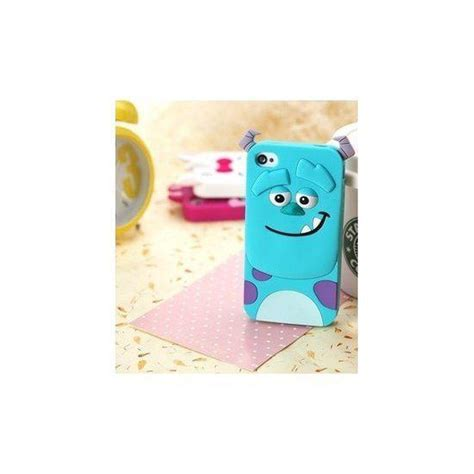 Casing Handphone Iphone 5 5s Silicone 3d Sulley Cover bol 3d sulley inc iphone 5s 5 hoes cover silicone bescherming