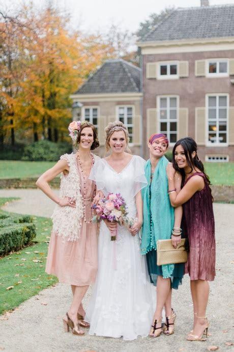 bohemian jurk wit bohemian jurk bruiloft
