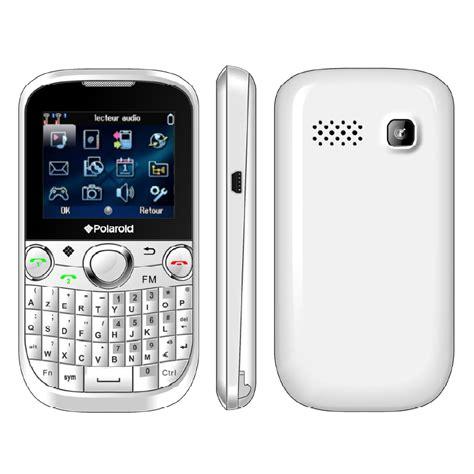 polaroid mobile polaroid proz023 blanc mobile smartphone polaroid sur ldlc