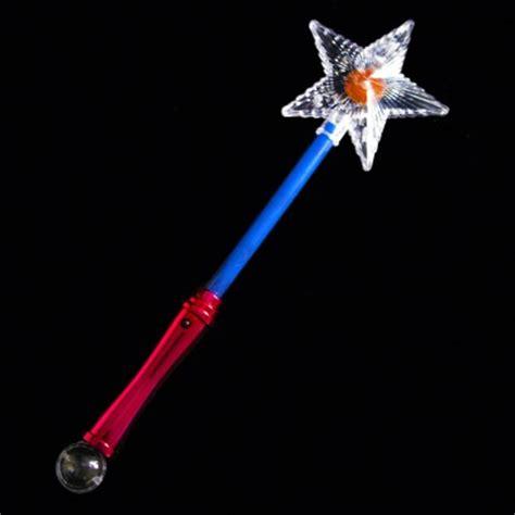 Flashing Star Wand Light Up Novelties Glowsticks Co Uk Light Up Wand