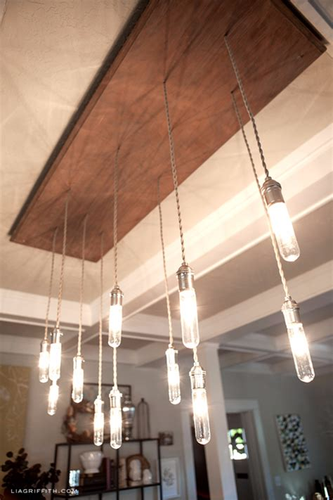 15 Unique Diy Chandelier Designs To Customize Your Home With Diy Light Chandelier