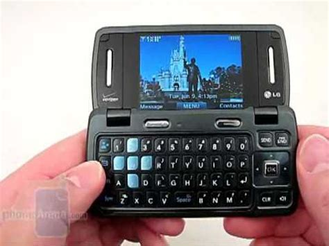 LG enV3 Review - YouTube Env3