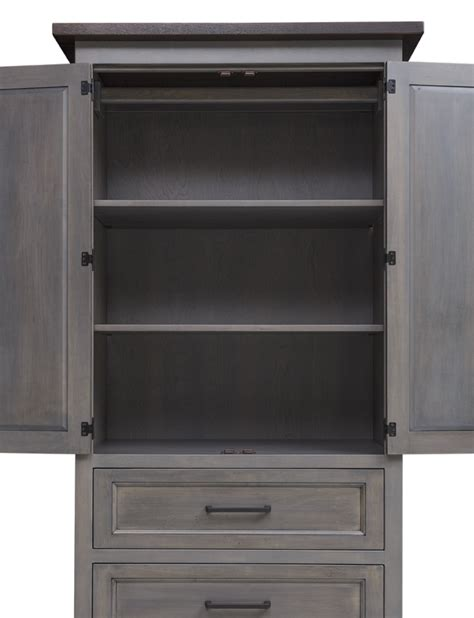 Hudson Armoire by Hudson Collection Lancaster Legacy Truewood Furniture