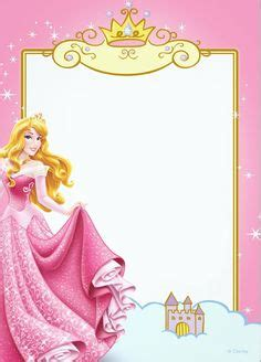 Free Princess Birthday Card Template by Free Printable Princess Birthday Invitations