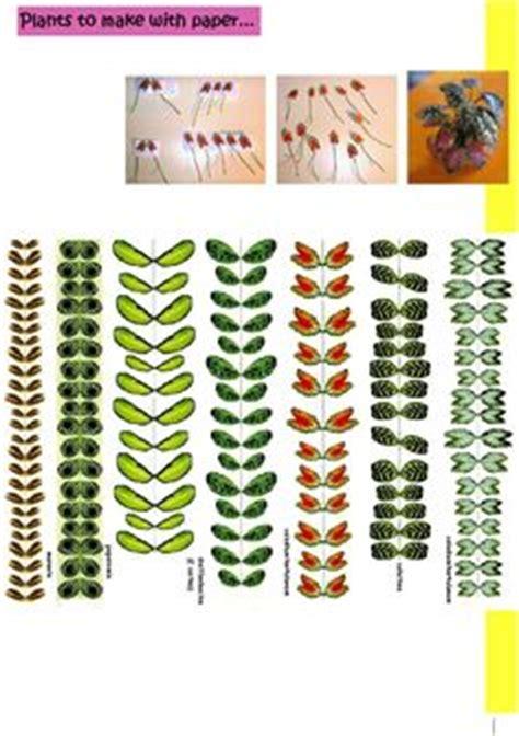printable miniature leaves 1000 images about miniature plant tutorials on pinterest