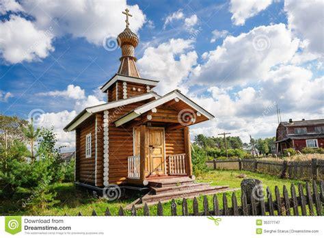 Attractive Churches In Chapel Hill #6: Small-wooden-church-orthodox-kindasovo-village-karelia-north-russia-35377747.jpg