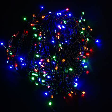 string of lights indoor 300pc outdoor indoor led string lights multi galore