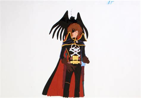captain rubber st seiya and some more captain harlock