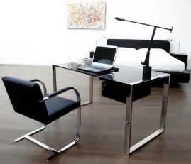 Computer Desk Contemporary Design Simple Computer Table Decosee