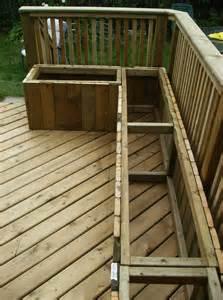 Deck Storage Bench Woodwork Deck Bench Storage Build Pdf Plans