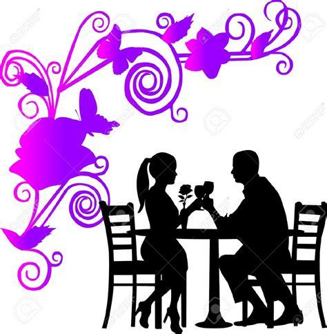 dinner silhouette dinner silhouette imgkid com the image
