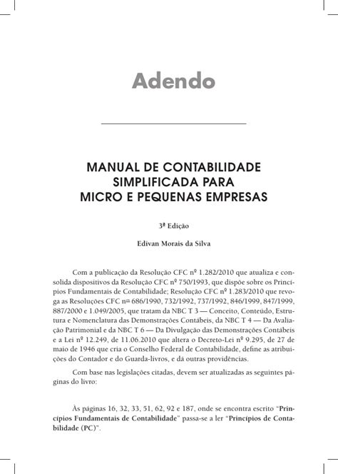modelo de adenda de contrato 2016 news and events manual de contabilidade simplificada para micros e