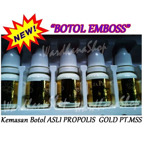 Melia Propolis Original 1 Botol 6 Ml clearance sale original 100 produk herbal pt mss