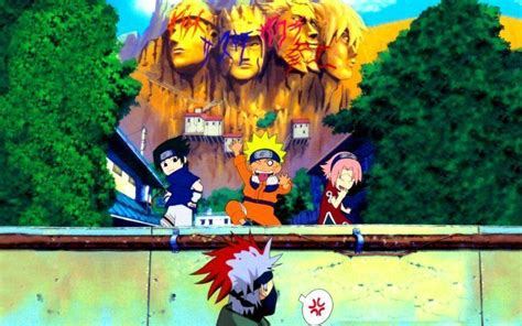 wallpaper anime naruto lucu kakashi wallpapers terbaru 2015 wallpaper cave