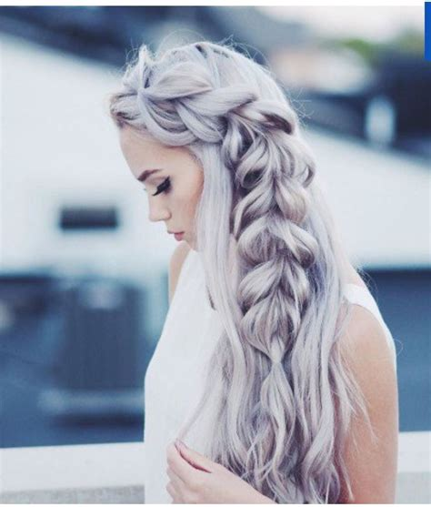 Mermaid Hairstyles by 25 Best Ideas About Mermaid Hairstyles On