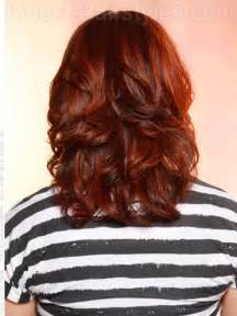 hair layered and curls up in back what to do with the sides 20 lovely layered haircuts beautiful hairstyles with layers