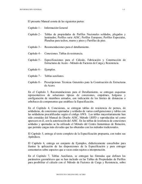 libro icha instituto chileno del acero
