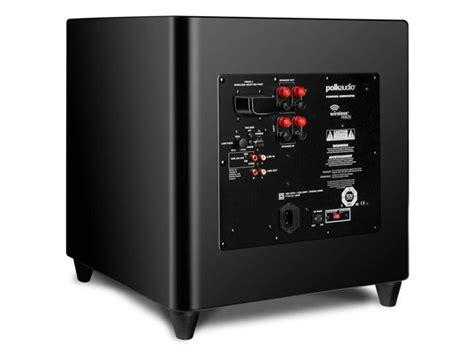 polk audio   powered subwoofer