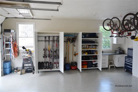 garage organization giveaway the idea room