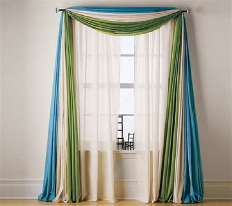 curtain colors how to combine colors and textures in curtains interior design ideas and architecture