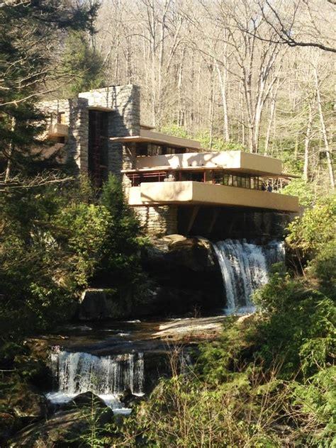 wright casa sulla cascata 30 curiosit 224 su fallingwater la casa sulla cascata di