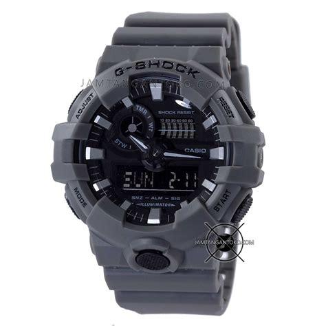 Jam Tangan G Shock Ori White gambar jam tangan g shock ga700uc 8a grey ori bm