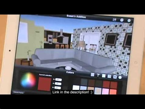 Room Planner Ipad Home Design App By Chief Architect | room planner ipad home design app by chief architect youtube