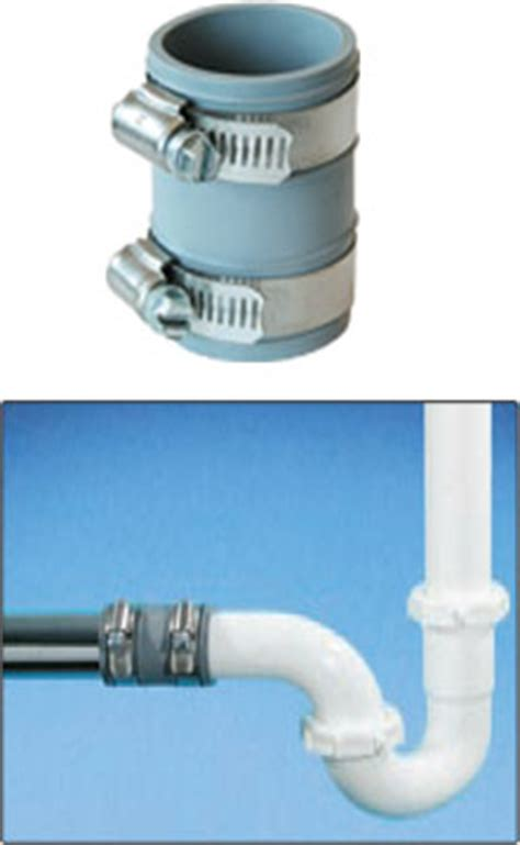 Mainline Plumbing Products by Fernco Tubular Drain Pipe Connector Fernco Canada