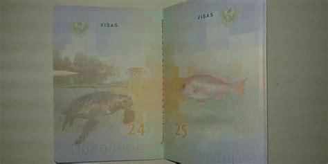 design paspor baru indonesia moments of joy paspor model baru yang disebut dengan seri b
